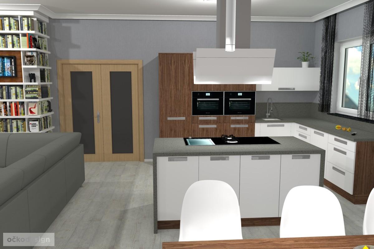 Vizualizace interiéru,Petr Molek Designer,designové interiéry,technistone deska,jak občerstvit obývák,3D návrhy inetriérů