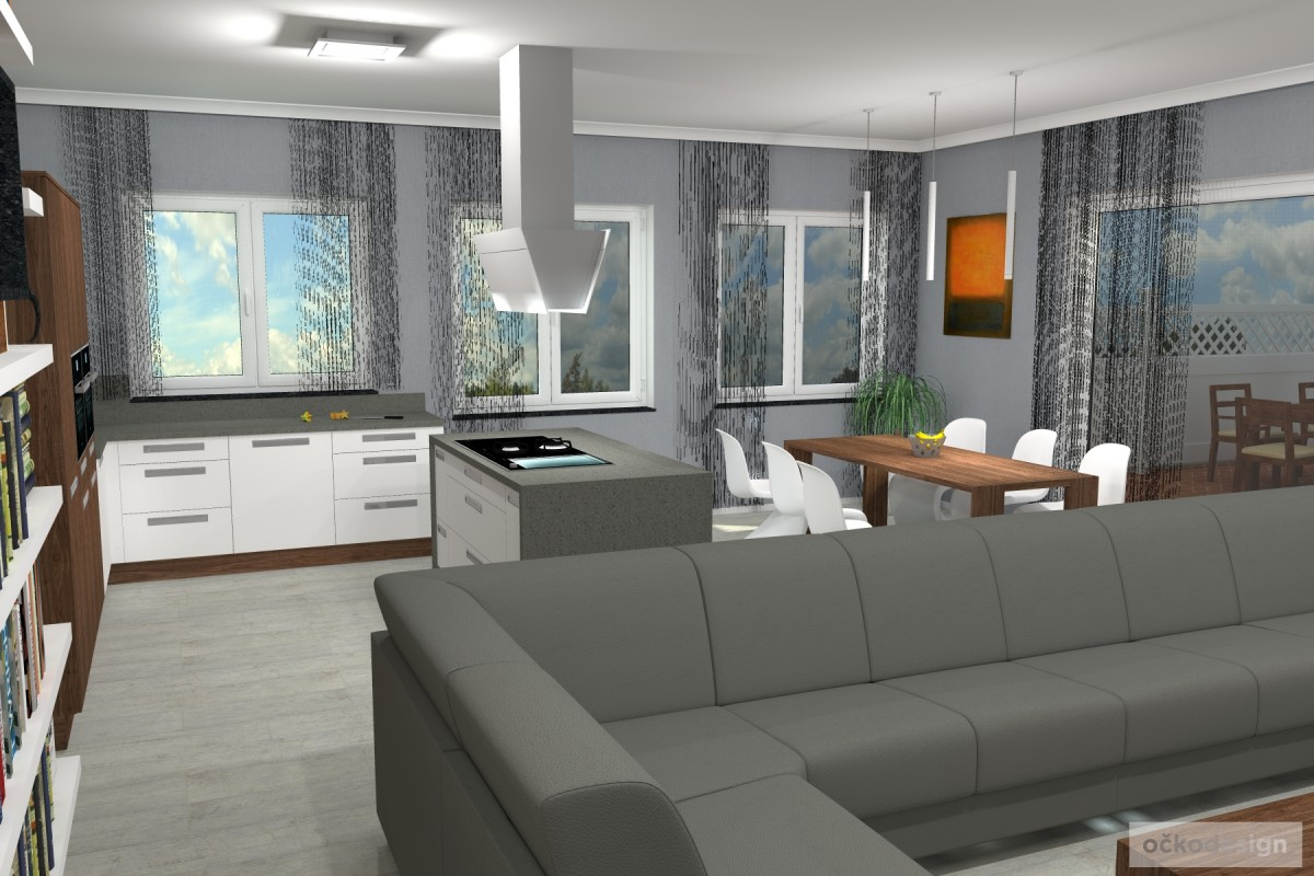 Petr Molek Designer,designové interiéry,technistone deska,jak občerstvit obývák,3D návrhy inetriérů