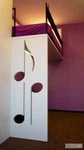 designový studentský pokoj 5