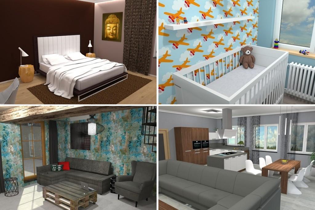 3D vizualizace, návrhy interiérů, petr molek, očkodesign, jak navrhnout interiér