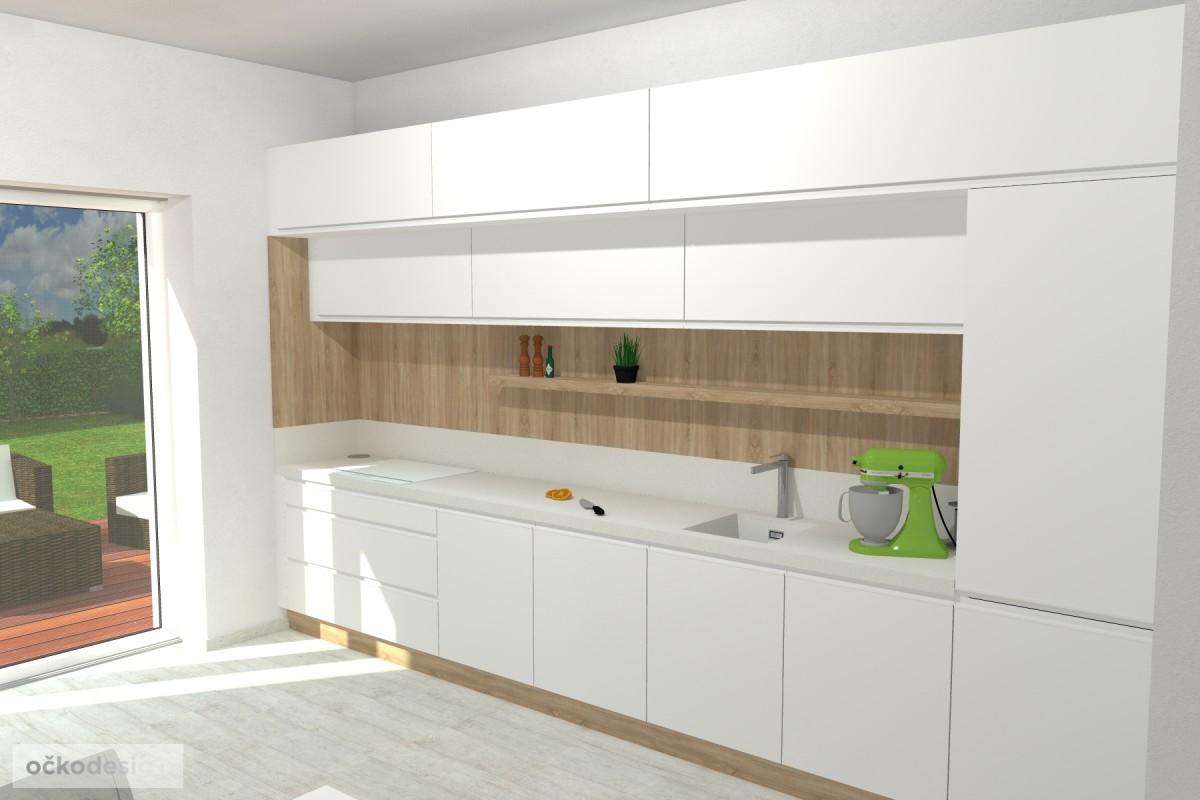 design kuchyně, moderní interiery, 3d návrhy interiérů3