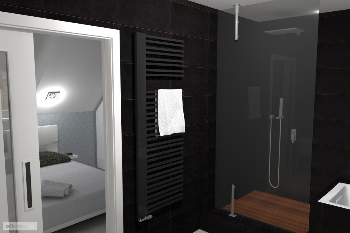 Petr Molek-bytovy designer-bytovy architekt-návrhy koupelen-designova koupelna-černá koupelna-návrhy interiéru1