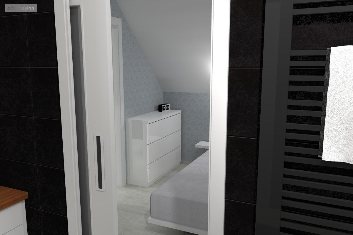 Petr Molek-bytovy designer-bytovy architekt-návrhy koupelen-designova koupelna9-černá koupelna-návrhy interiéru