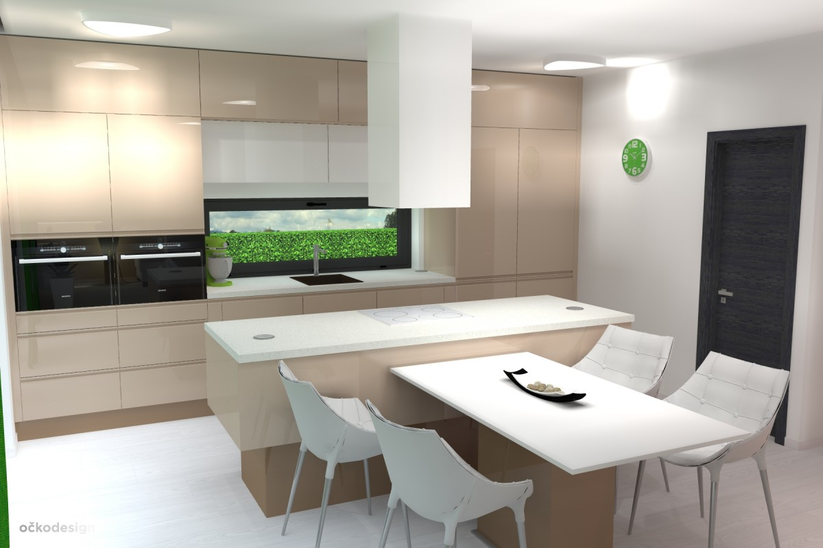 Petr Molek bytový designer, designové kuchyně