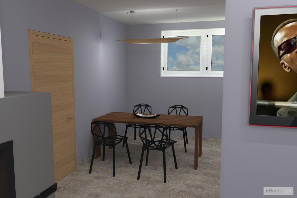 Petr Molek -designové kuchyně,moderní obývací pokoj,interior design 6