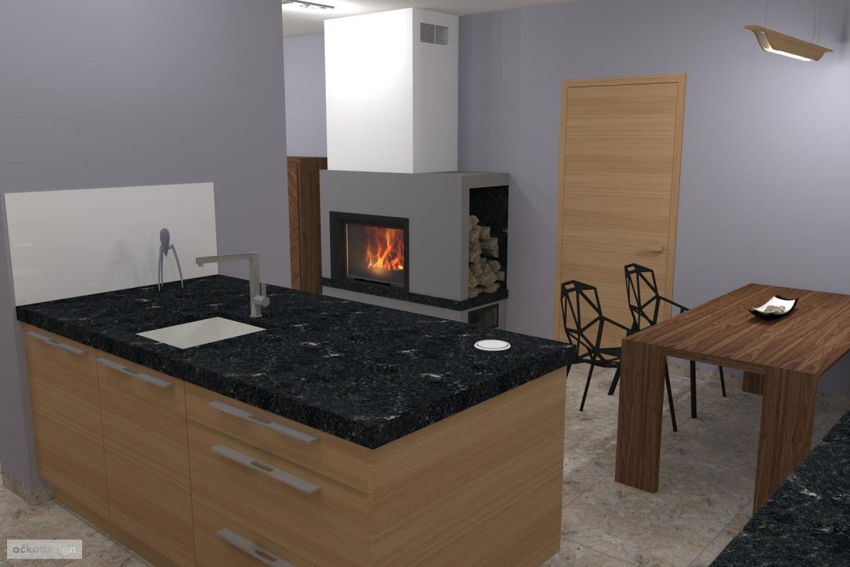 Petr Molek -designové kuchyně,moderní obývací pokoj,interior design9