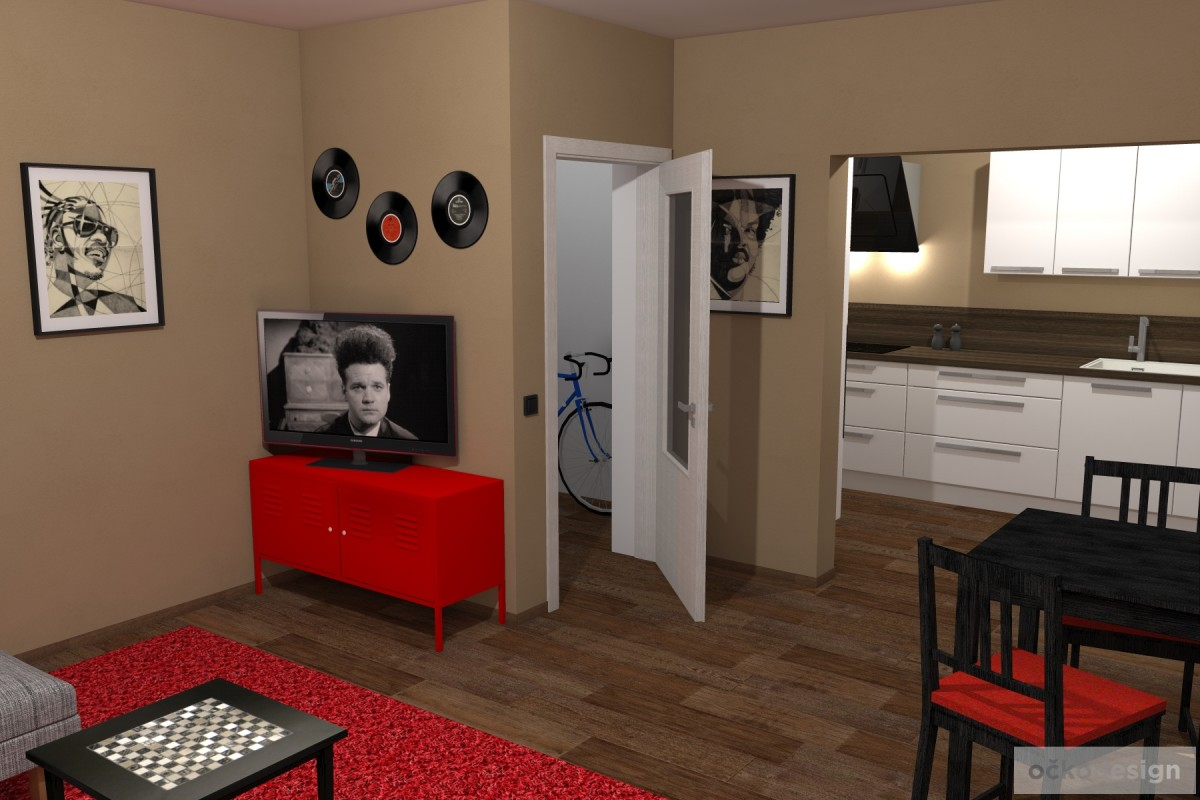 Petr Molek-rekonstrukce bytu-bytovy designer 2