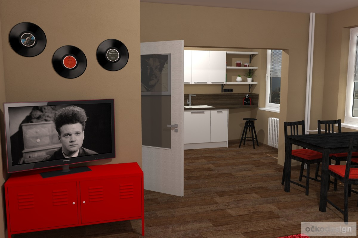 Petr Molek-rekonstrukce bytu-bytovy designer 4