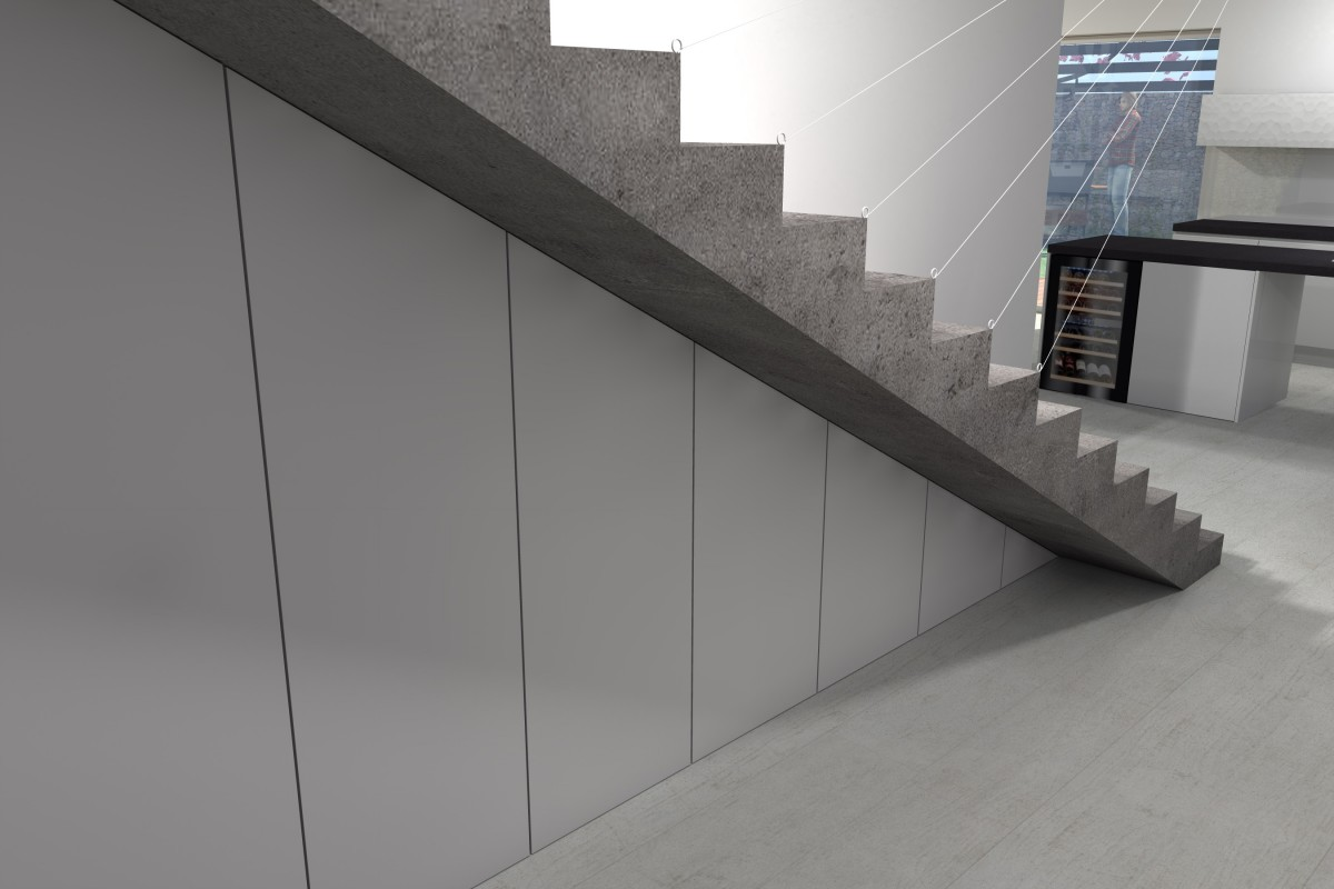 bytový designer. Interiérový architekt Praha, 3D návrhy rezidencí, Moderní kuchyně, designové interiéry