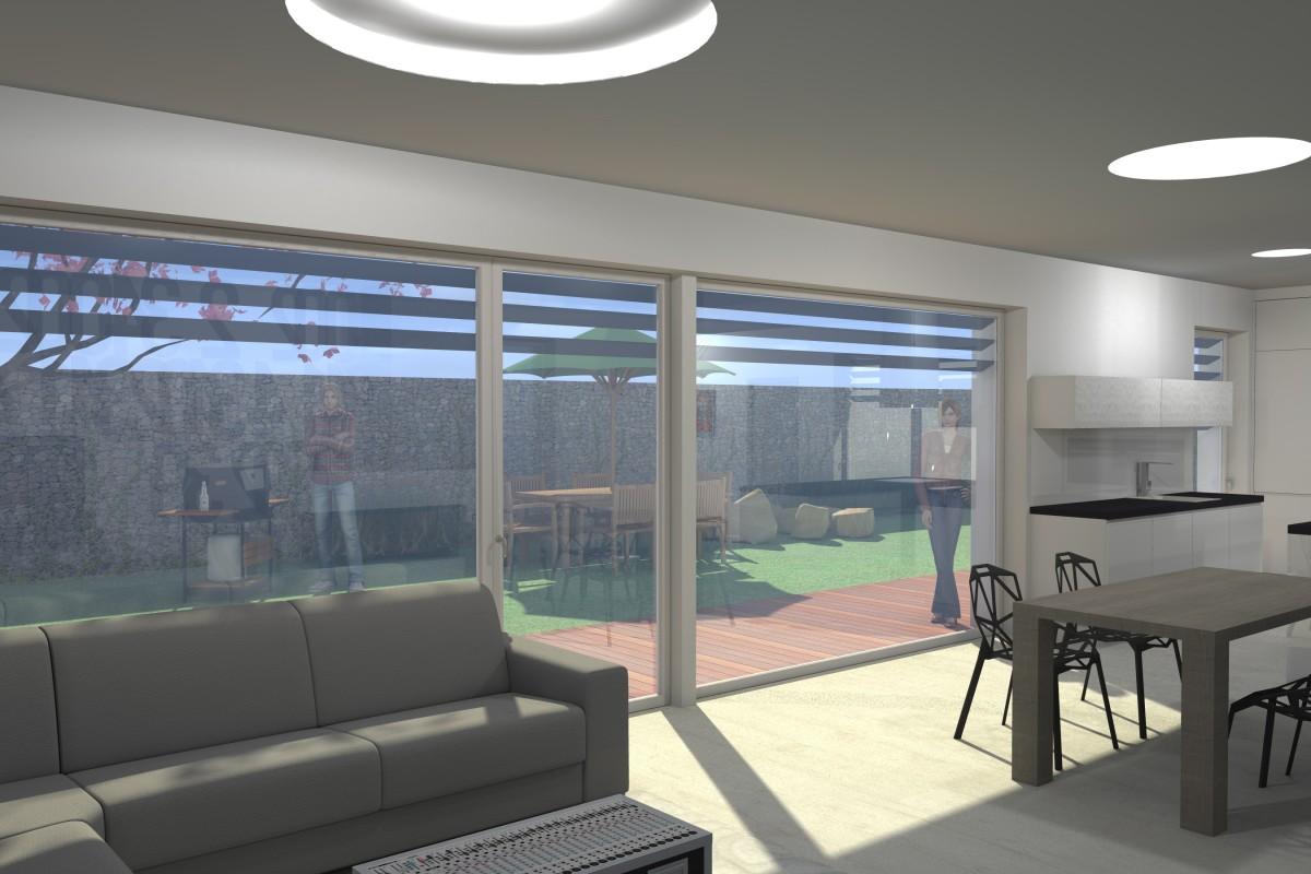 bytový designer. Interiérový architekt Praha, 3D návrhy rezidencí, Moderní kuchyně, designové interiéry, jak navrhnout, jak rekonstruovat, interiér design, beton v interiéru 1
