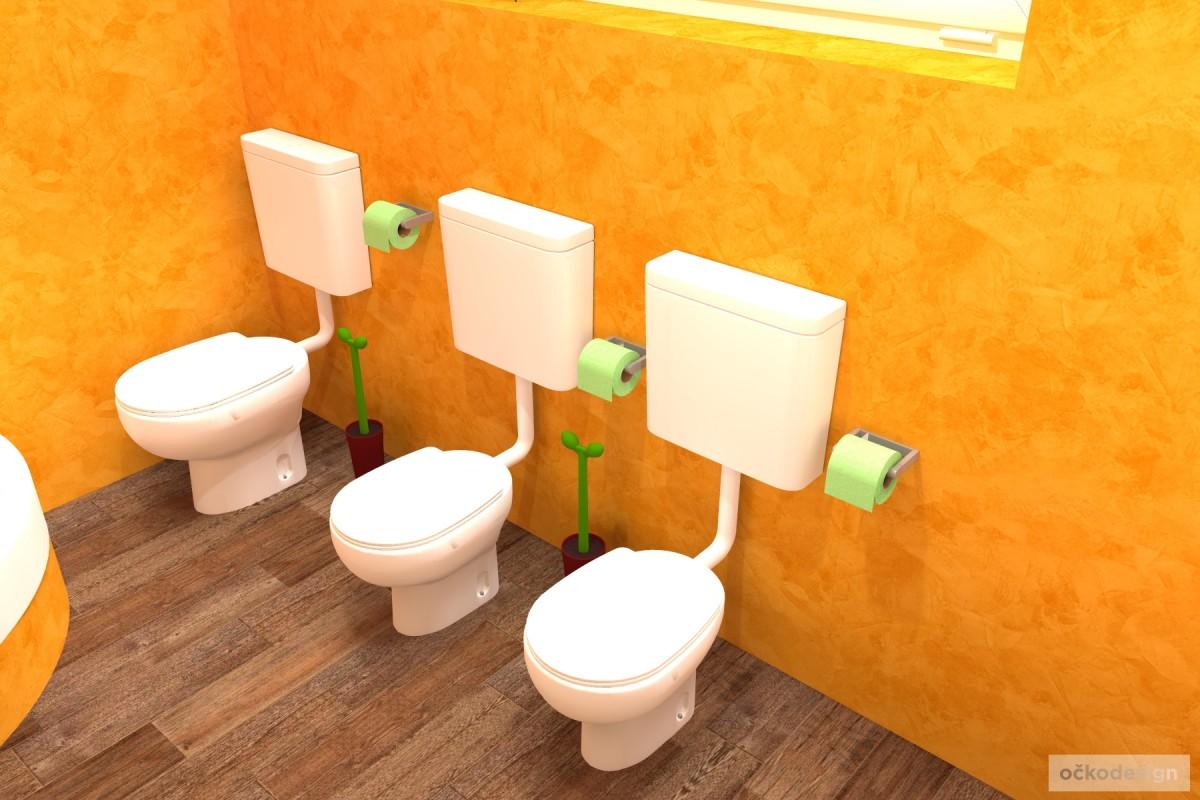 3D návrhy interiérů a komerčních prostor 2