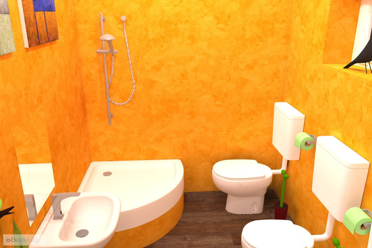 3D návrhy interiérů a komerčních prostor 3