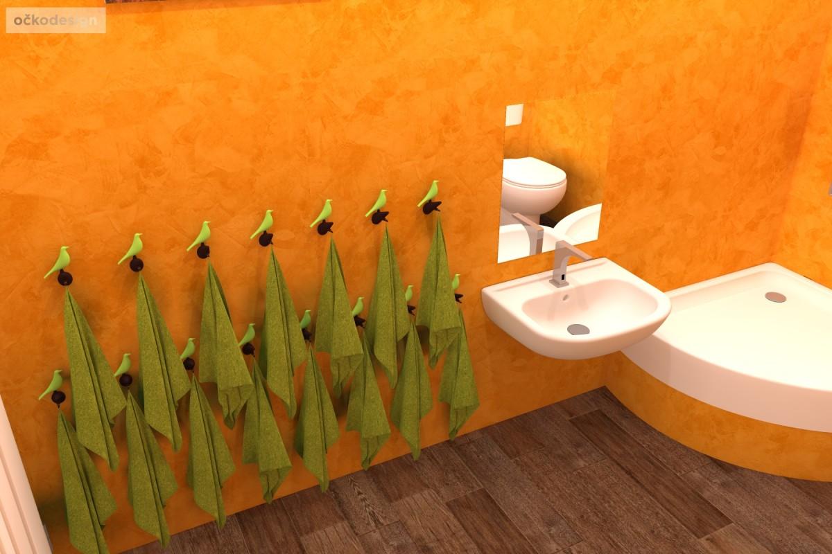 3D návrhy interiérů a komerčních prostor 5