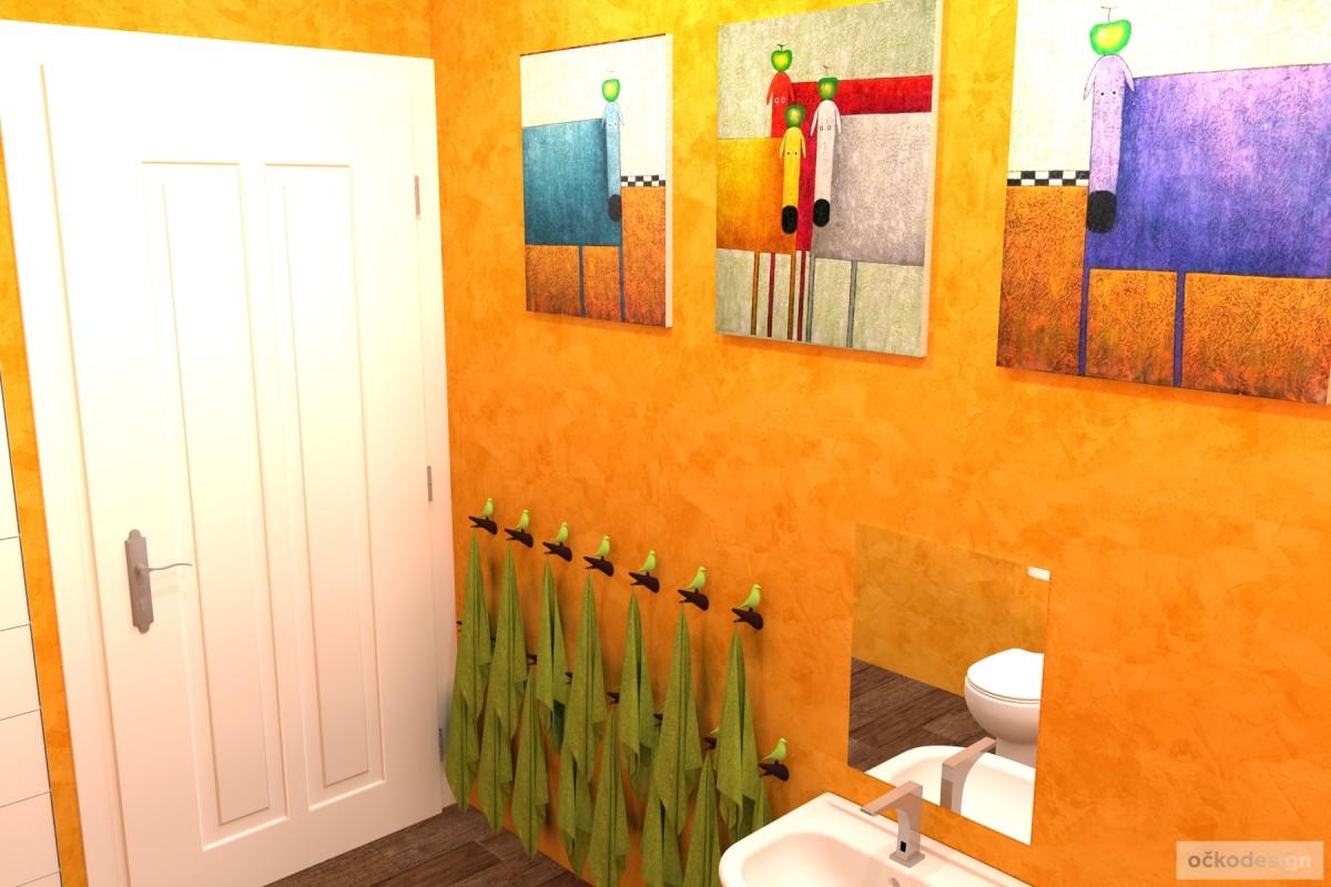 3D návrhy interiérů a komerčních prostor 7