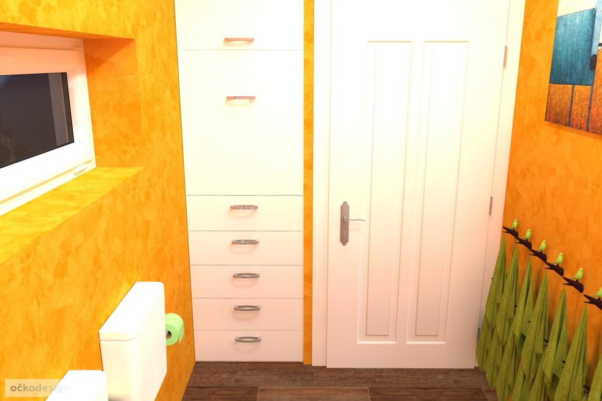 3D návrhy interiérů a komerčních prostor 8