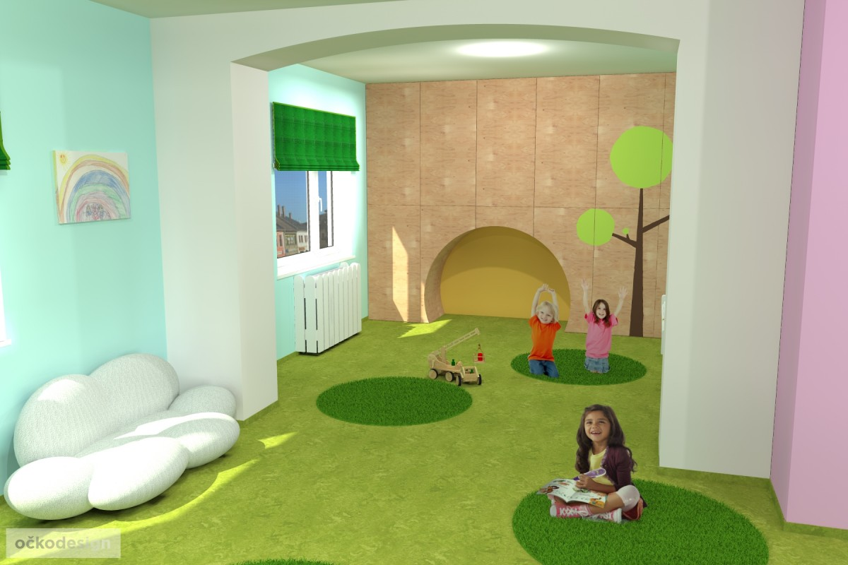 design školka,designové interiéry,3D návrhy, Interiérový designer 13