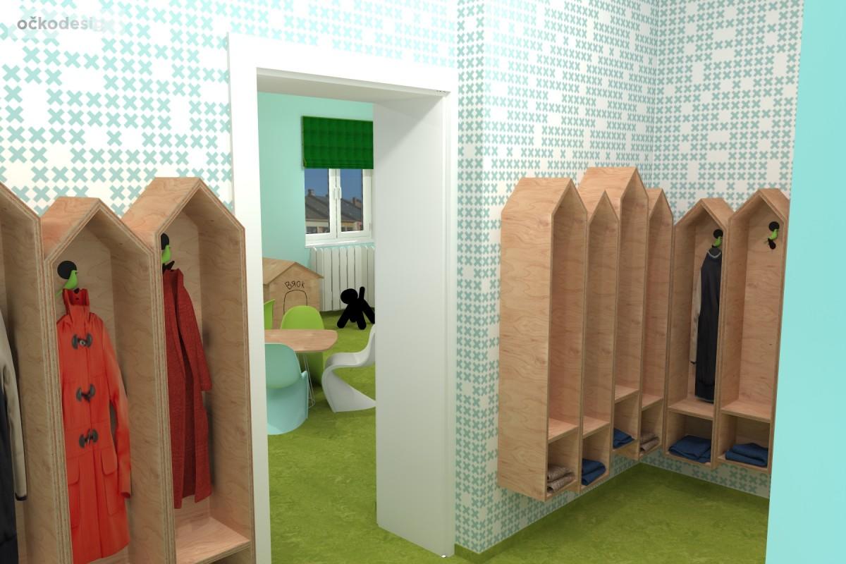 design školka,designové interiéry,3D návrhy, Interiérový designer 9