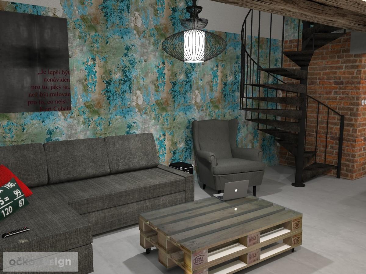 Kvalitní vizualizace,bytový designer Olomouc 10