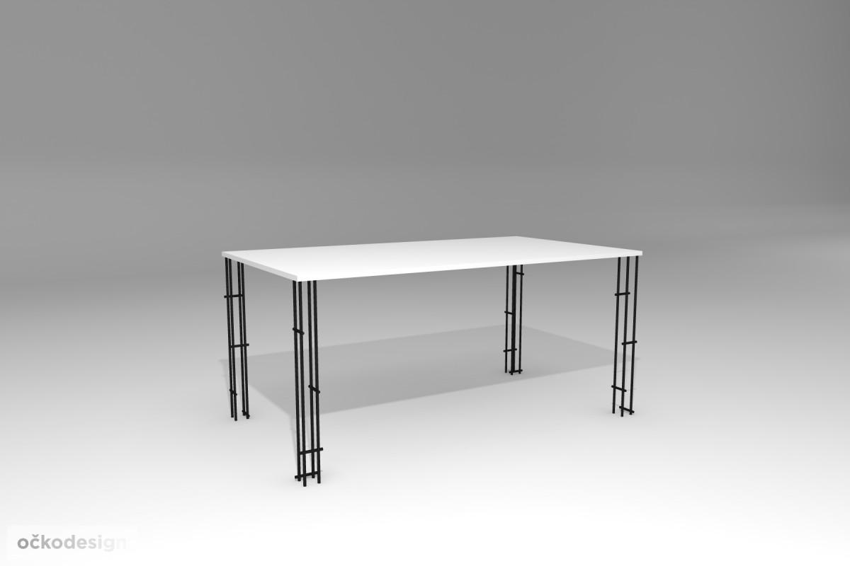 Jídelní stůl Lehký, produktový design,3D vizualizace