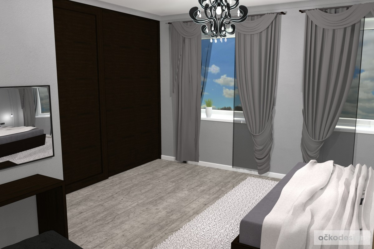 02 designove-moderni-osobite-krasne-loznice-petr-molek-rezidence-3D-navrh-designer-praha-brno-plzen-ostrava