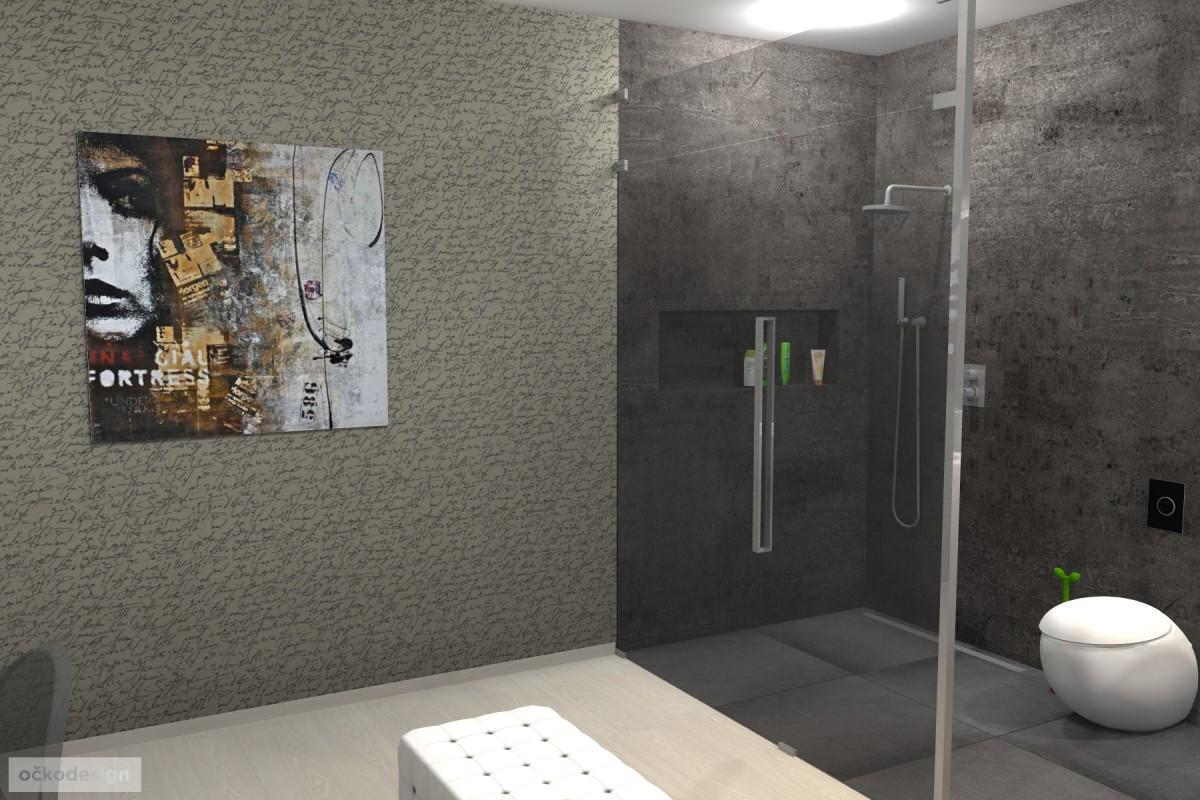 koupelna v ložnici-jak sladit barvy-rady designera