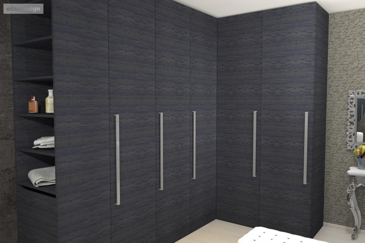 moderní koupelna-benátský štuk-jak navrhnout interiér