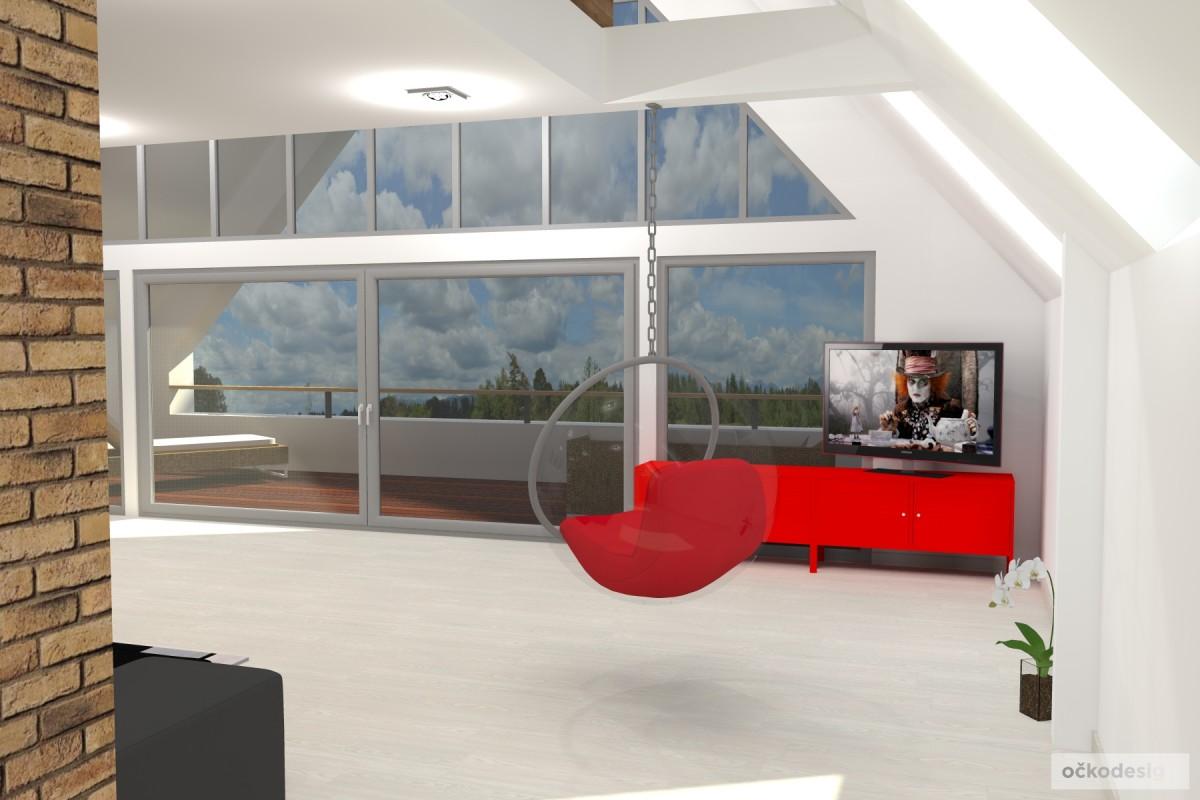 rekonstrukce domu, přestavba domu, netradiční interiéry, jak rekonstruovat dům,a