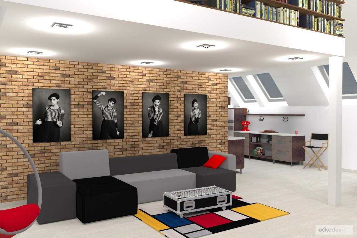 rekonstrukce domu, přestavba domu, netradiční interiéry, jak rekonstruovat dům,c