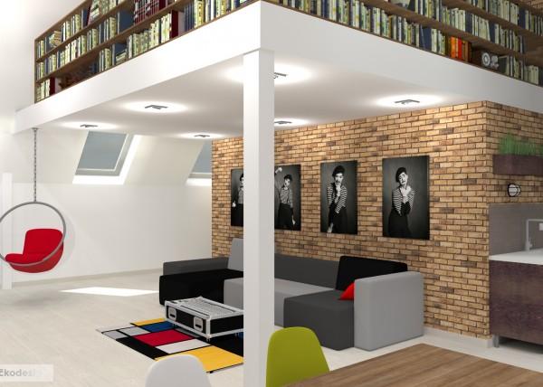 rekonstrukce domu, přestavba domu, netradiční interiéry, jak rekonstruovat dům,g