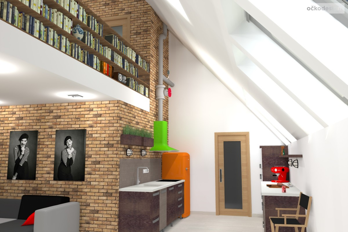 rekonstrukce domu, přestavba domu, netradiční interiéry, jak rekonstruovat dům,h