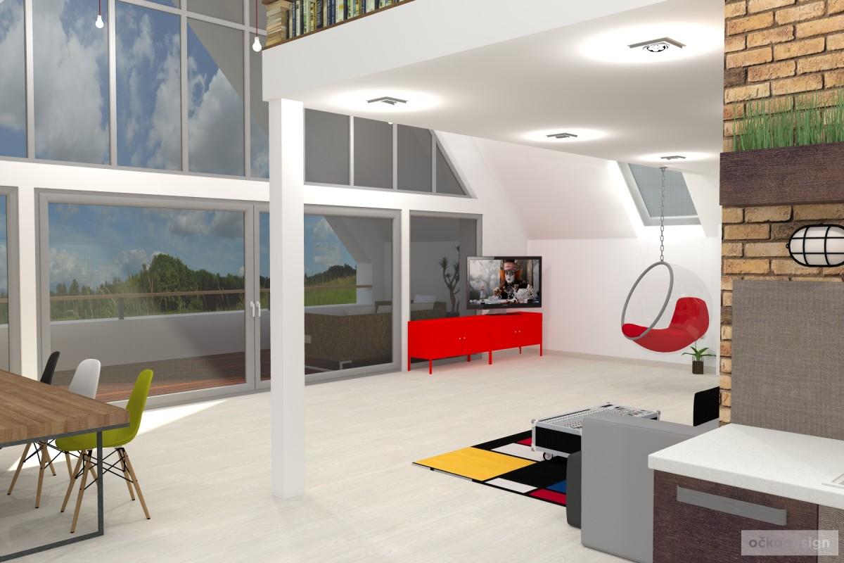 rekonstrukce domu, přestavba domu, netradiční interiéry, jak rekonstruovat dům,n