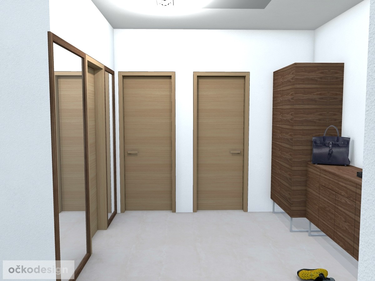 a,designová předsíň,moderní dům,3d návrhy interiérů,Petr Molek Designer Praha, návrhy rezidencí, moderní interiéry