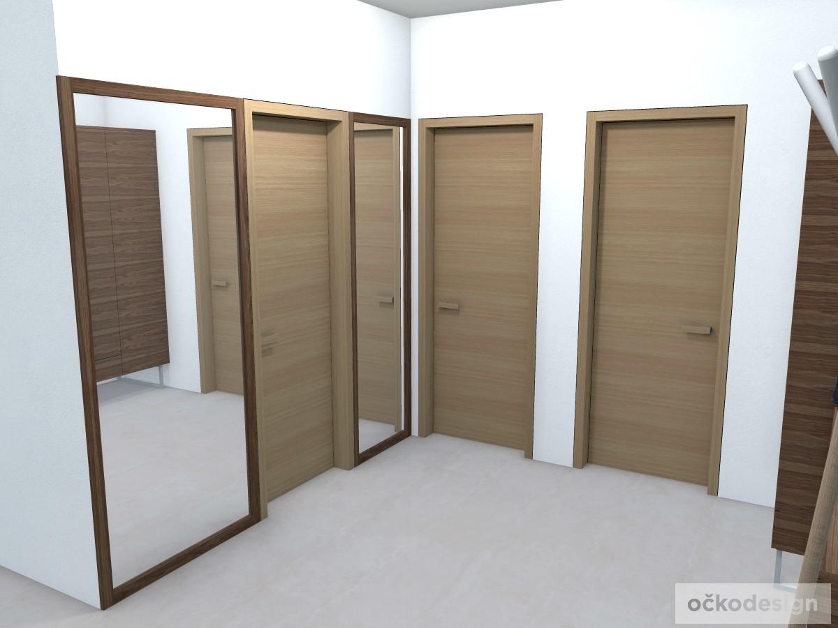 b,designová předsíň,moderní dům,3d návrhy interiérů,Petr Molek Designer Praha, návrhy rezidencí, moderní interiéry