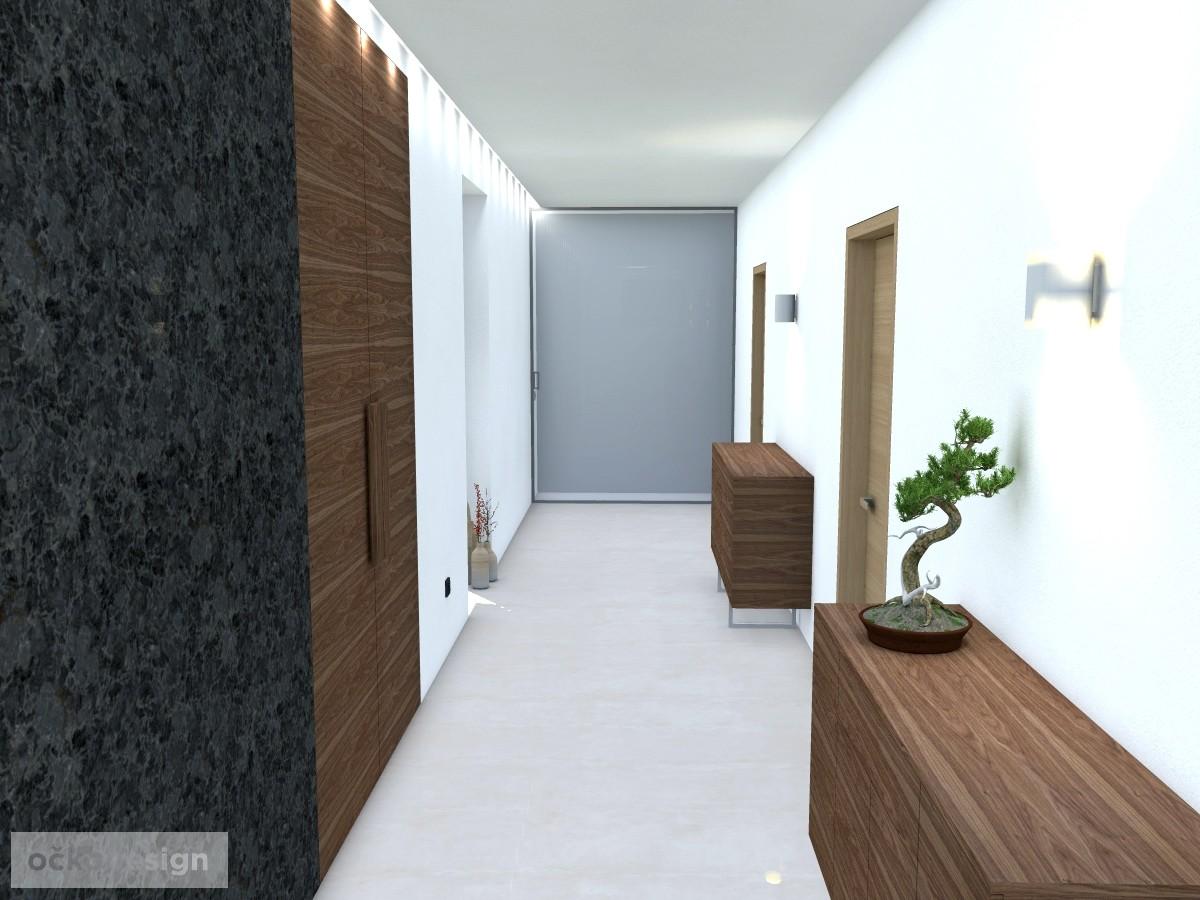 f,designová předsíň,moderní dům,3d návrhy interiérů,Petr Molek Designer Praha, návrhy rezidencí, moderní interiéry