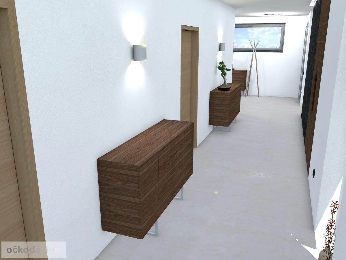 h,designová předsíň,moderní dům,3d návrhy interiérů,Petr Molek Designer Praha, návrhy rezidencí, moderní interiéry