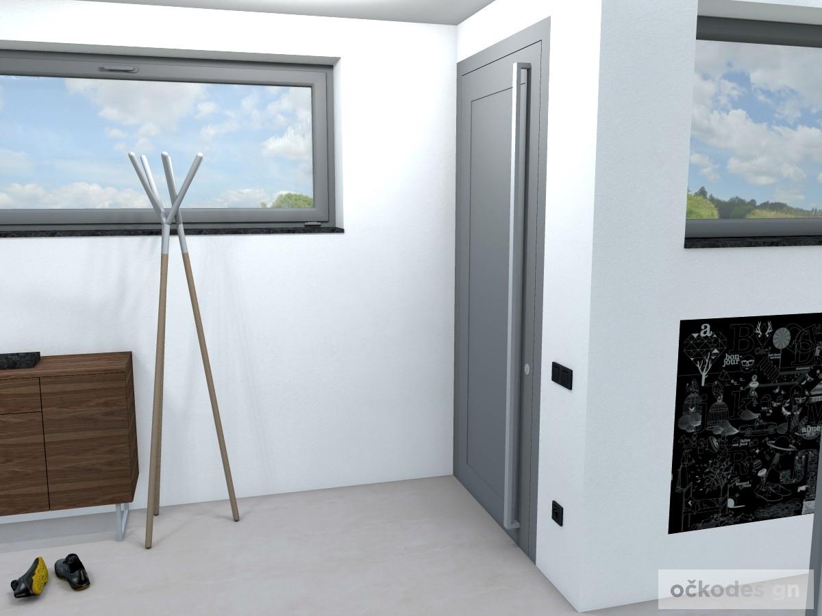 i,designová předsíň,moderní dům,3d návrhy interiérů,Petr Molek Designer Praha, návrhy rezidencí, moderní interiéry