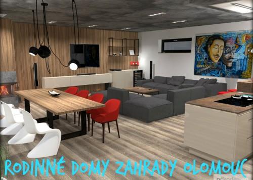 Petr Molek bytový designer, jak navrhnout kuchyň, jak zařídit byt,náhled