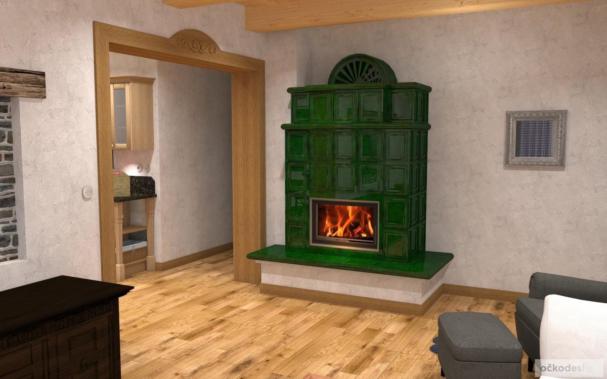 rustikální kuchyně,provensálský interiér, skandinávský styl,návrhy interiéru petr molek