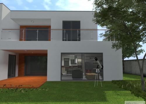 02 návrhy domů, exteriéry, 3D návrhy interiérů, jak zařídit interiér
