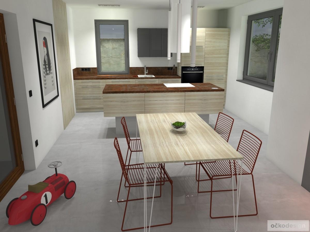 06 minimalistický interiér, krásné interiéry,kuchyň spojená s obývákem,jak zařídit interiér