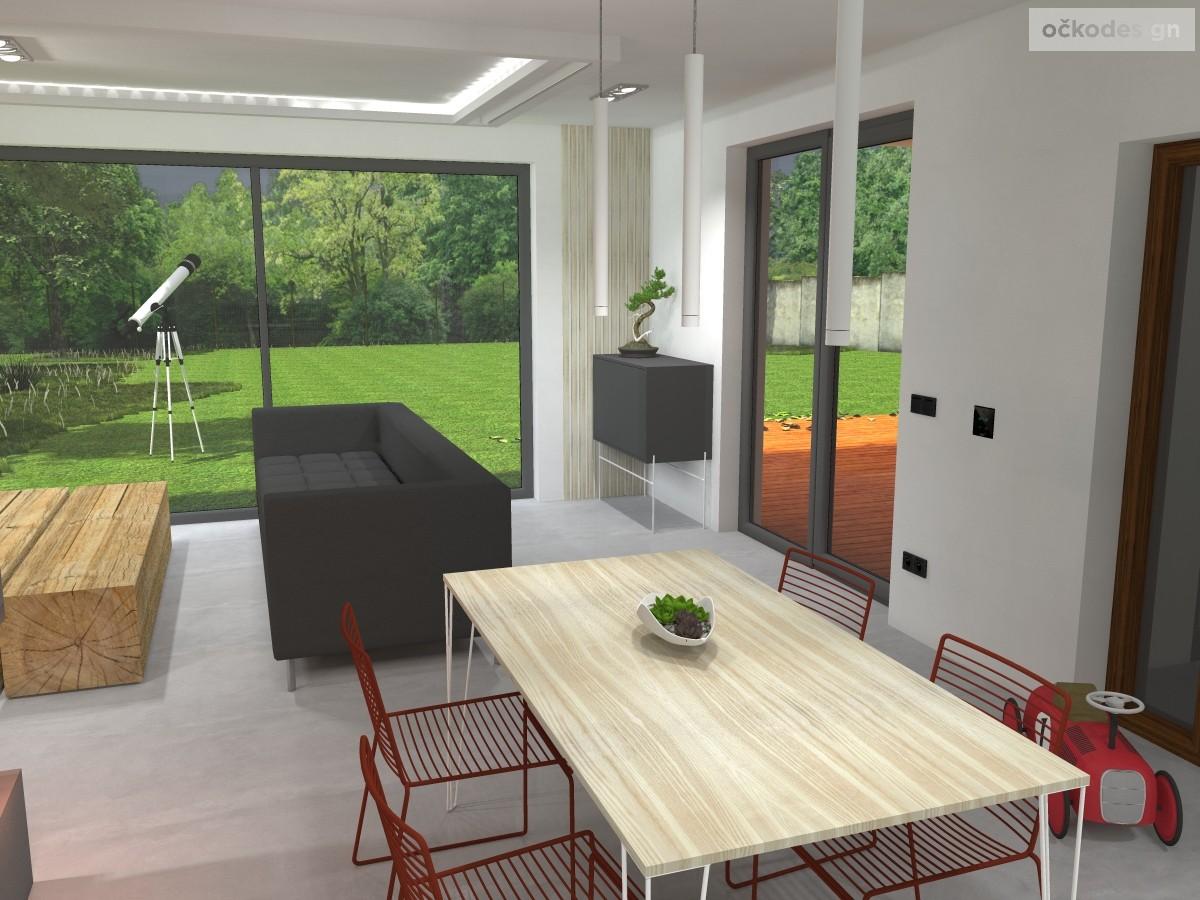 12 minimalistický interiér, krásné interiéry,kuchyň spojená s obývákem,jak zařídit interiér