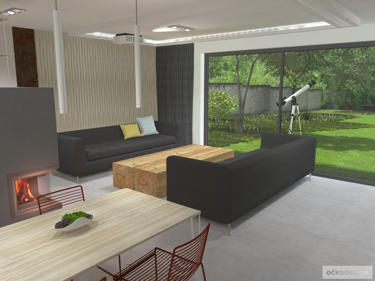 13 minimalistický interiér, krásné interiéry,kuchyň spojená s obývákem,jak zařídit interiér