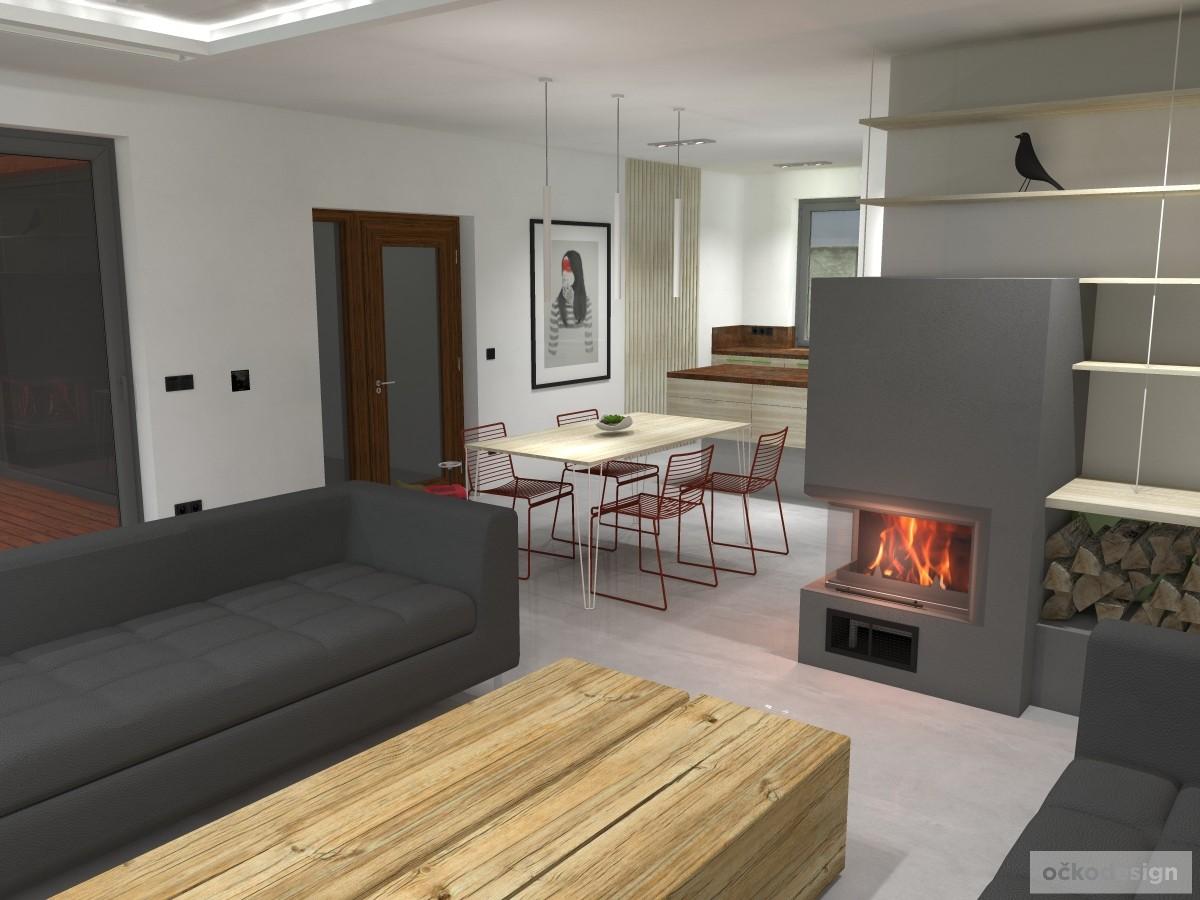 17 minimalistický interiér, krásné interiéry,kuchyň spojená s obývákem,jak zařídit interiér