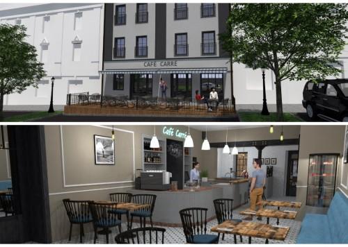 aa, designové kavárny, Petr Molek designer, stylové bistro,provence interiéry, návrhy restaurací hotelů