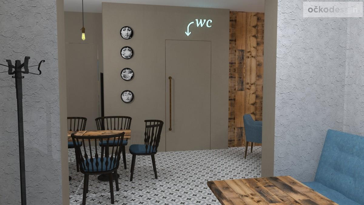 designové kavárny, Petr Molek designer, stylové bistro,provence interiéry, návrhy restaurací hotelů 13