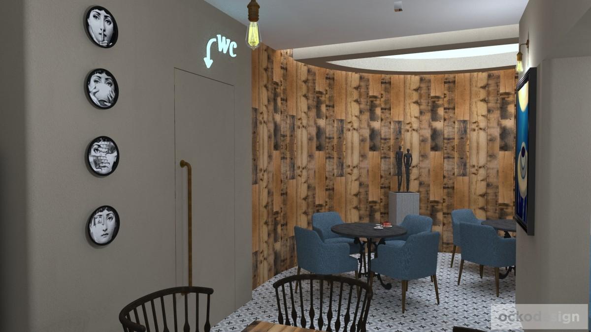 designové kavárny, Petr Molek designer, stylové bistro,provence interiéry, návrhy restaurací hotelů 14