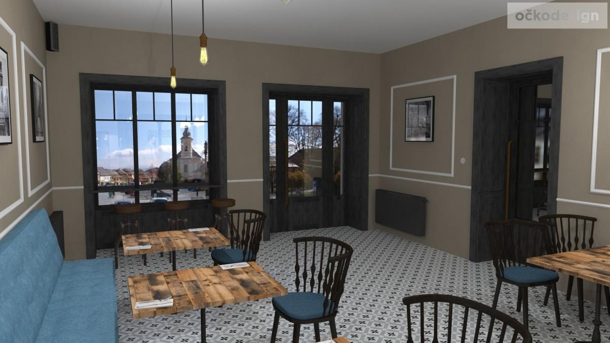 designové kavárny, Petr Molek designer, stylové bistro,provence interiéry, návrhy restaurací hotelů 27
