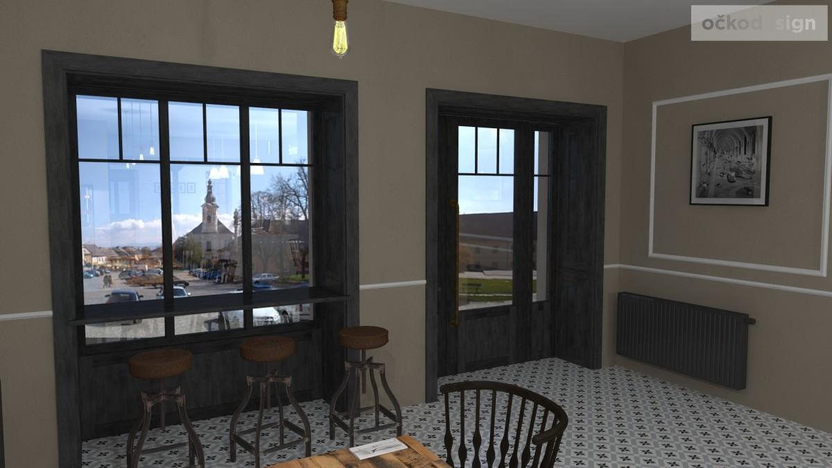 designové kavárny, Petr Molek designer, stylové bistro,provence interiéry, návrhy restaurací hotelů 28
