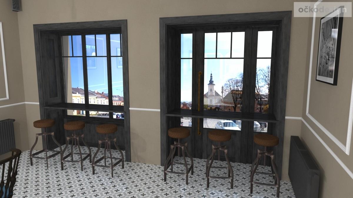 designové kavárny, Petr Molek designer, stylové bistro,provence interiéry, návrhy restaurací hotelů 30