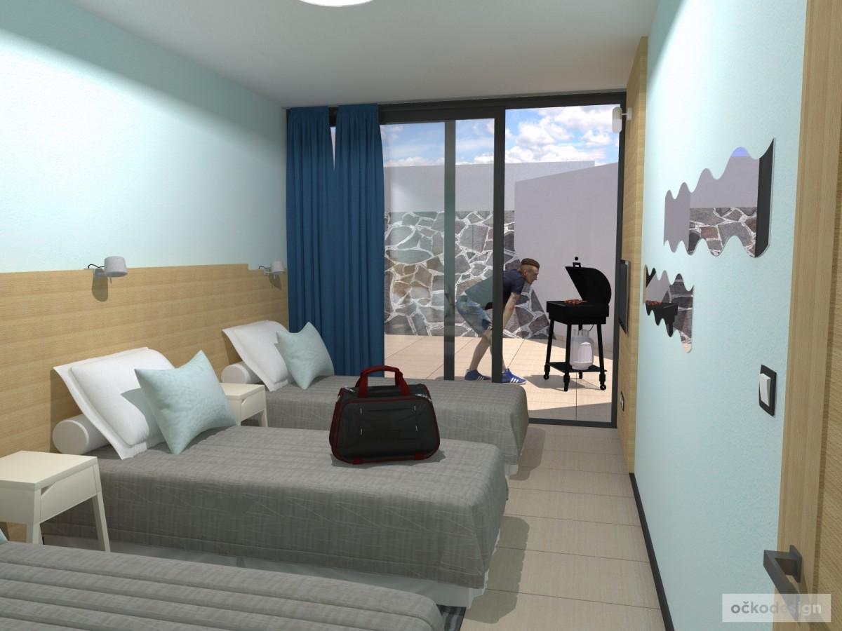 apartmán kanárské ostrovy,návrhy hotelů kaváren,petr molek očkodesign,3d návrhy 0